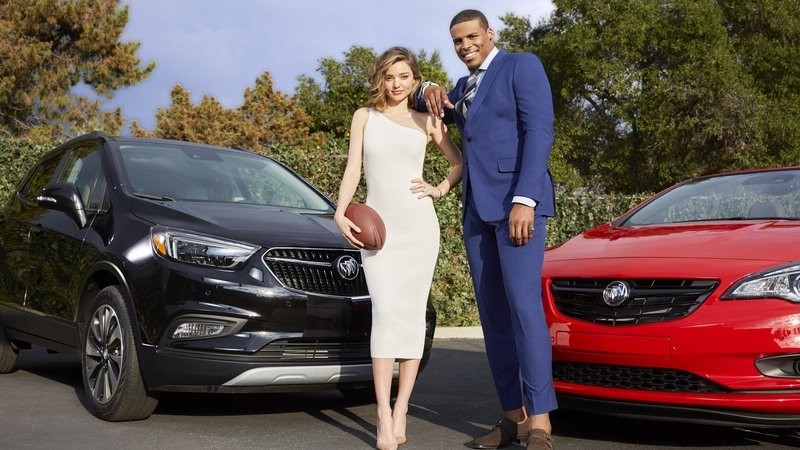 Buick Goes Star-Studded Route For Its Super Bowl LI Commercial