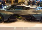 Aston Martin AM-RB 001 Makes Global Debut In Toronto... Sort Of - image 706054