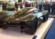 Aston Martin AM-RB 001 Makes Global Debut In Toronto... Sort Of - image 706056