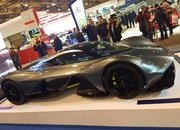 Aston Martin AM-RB 001 Makes Global Debut In Toronto... Sort Of - image 706058