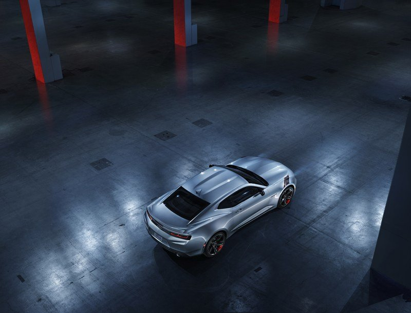 Chevrolet Unveils Nine Redline Editions in Chicago