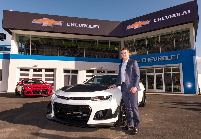 Chevy Taking Aim at the Porsche 911 GT2 RS; Thinks Camaro Can Make Sub-7:00 Nurburgring Lap Time