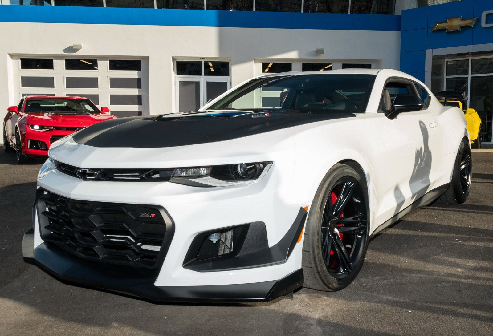 2018 Chevrolet Camaro Zl1 1le Picture 706872 Car