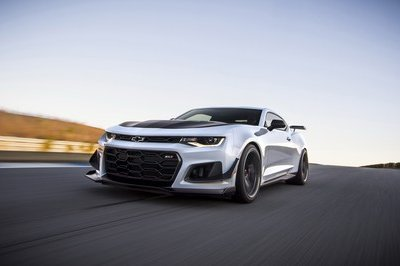 Chevy Taking Aim at the Porsche 911 GT2 RS; Thinks Camaro Can Make Sub-7:00 Nurburgring Lap Time - image 706861