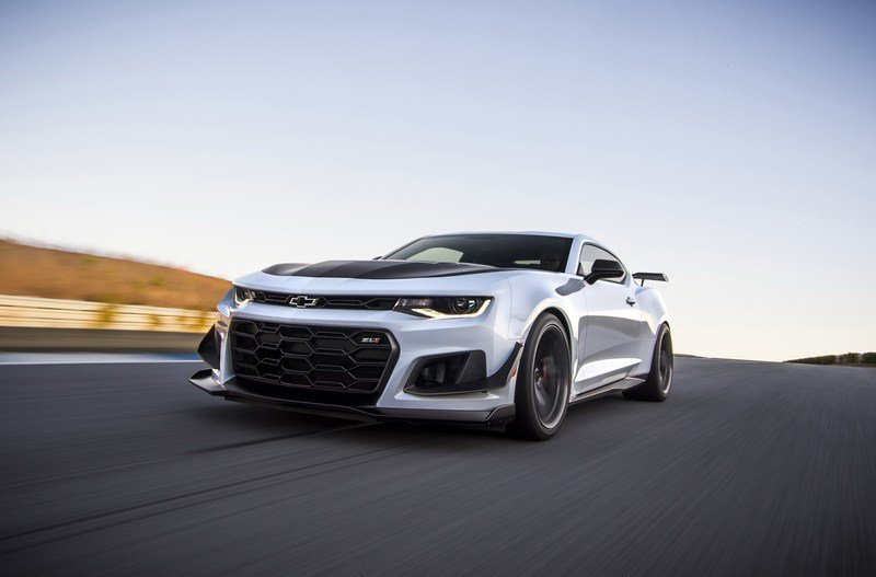Wallpaper of the Day: 2019 Chevy Camaro ZL1 1LE