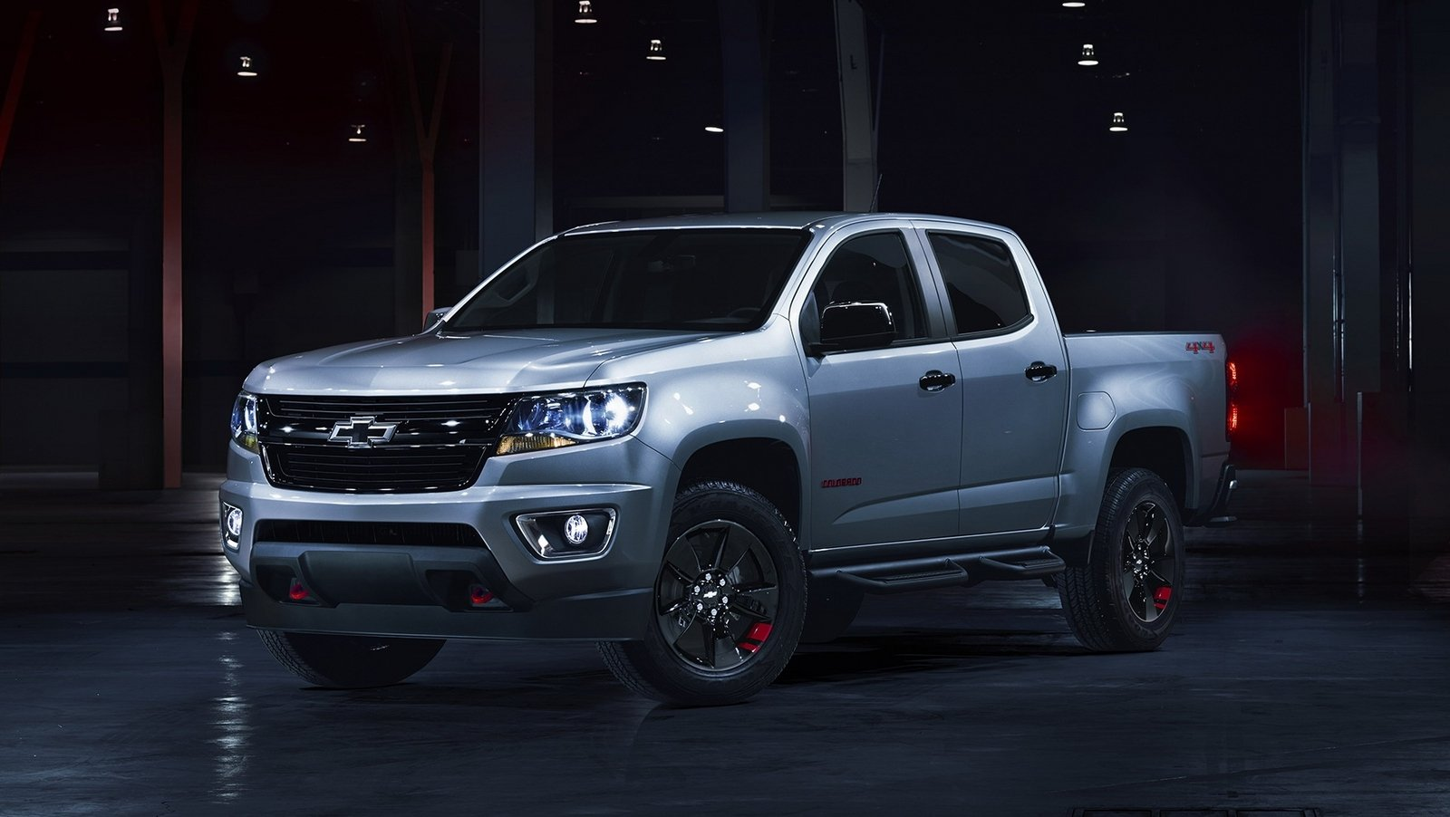 Chevrolet Colorado R X W
