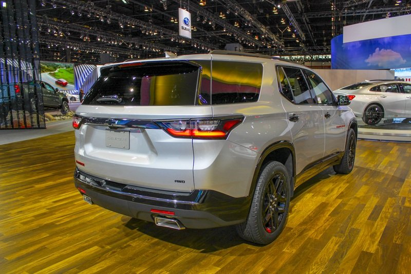 2017 chevrolet traverse redline edition review top speed. Cars Review. Best American Auto & Cars Review