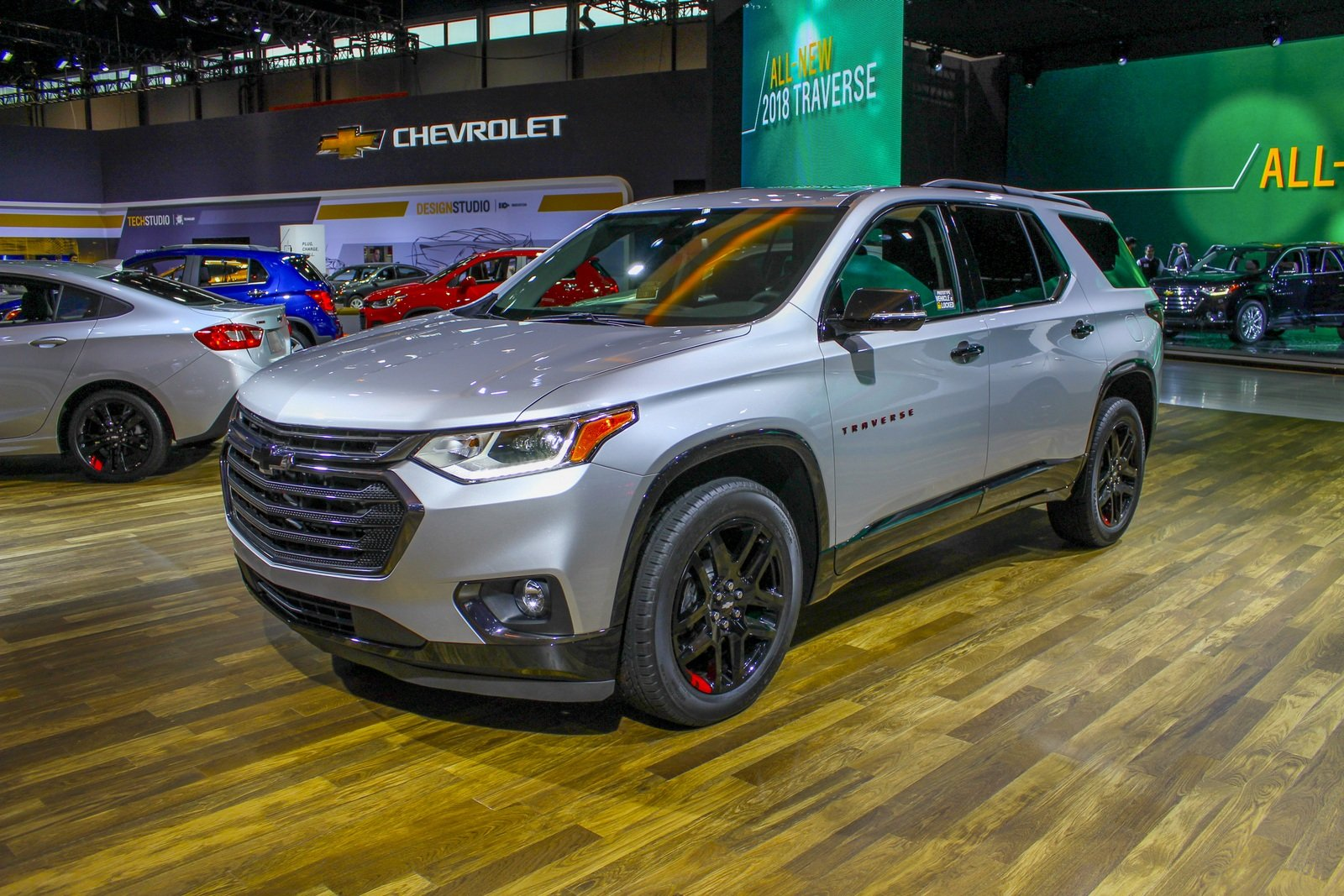 2017 chevrolet traverse redline edition picture 705338 car review top speed. Black Bedroom Furniture Sets. Home Design Ideas