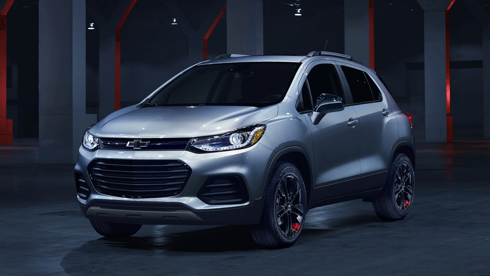 2017 Chevrolet Trax Redline Edition | Top Speed