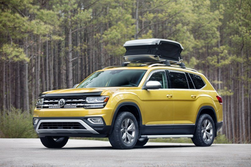 2017 Volkswagen Atlas Weekend Edition