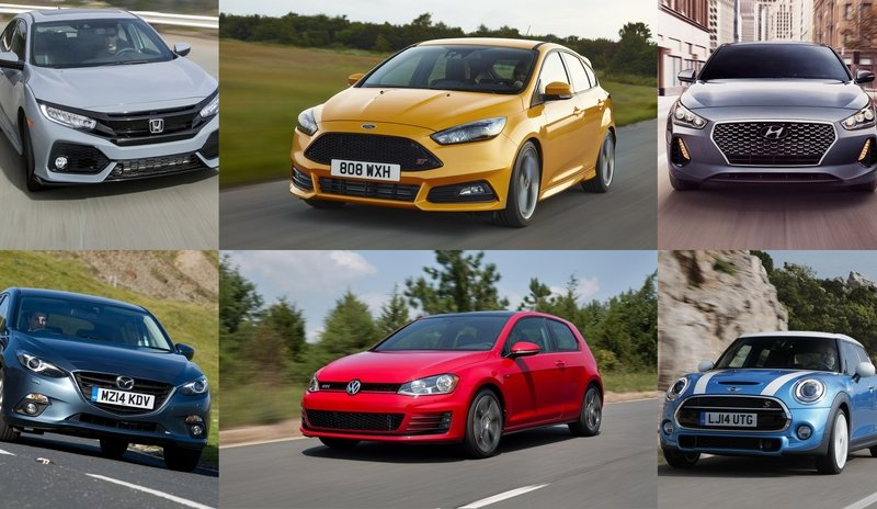 Compact Hatchback Battle Royal – Finding The Best In A Six-Model Slugfest