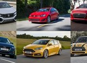Compact Hatchback Battle Royal – Finding The Best In A Six-Model Slugfest - image 706741