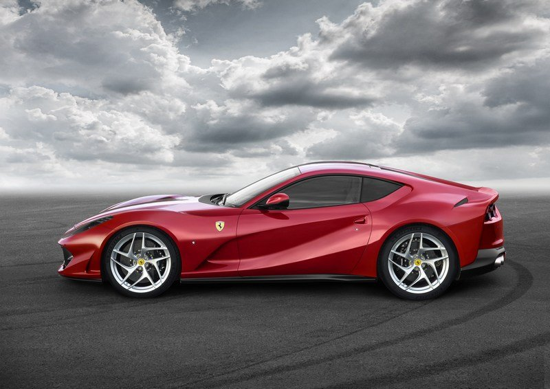 2018 Ferrari 812 Superfast High Resolution Exterior - image 705801