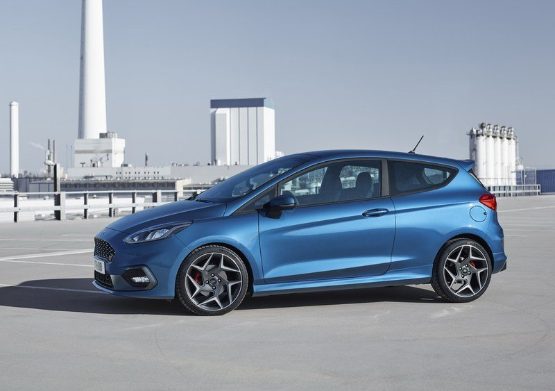 2018 Ford Fiesta ST High Resolution Exterior - image 706671