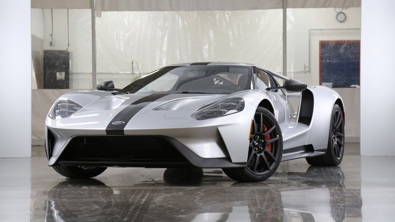 2018 Ford GT Competition Series