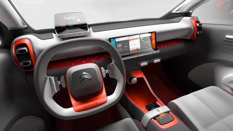 2017 Citroen C-Aircross Concept High Resolution Interior - image 704590