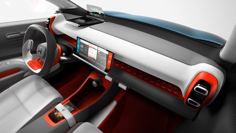 2017 Citroen C-Aircross Concept High Resolution Interior - image 704593