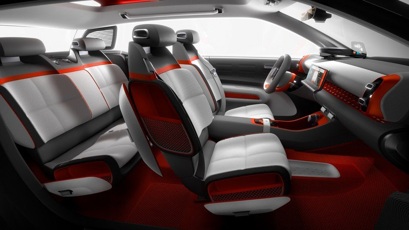 2017 Citroen C-Aircross Concept High Resolution Interior - image 704594