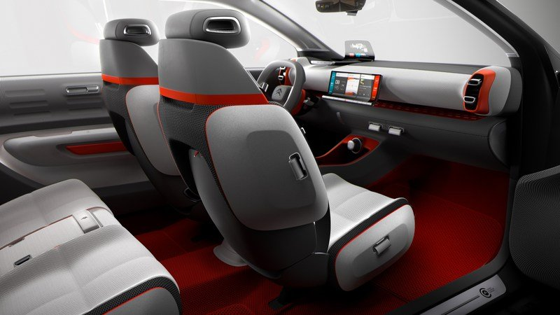 2017 Citroen C-Aircross Concept High Resolution Interior - image 704595