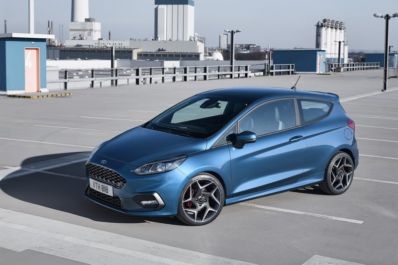 2018 ford fiesta active | top speed