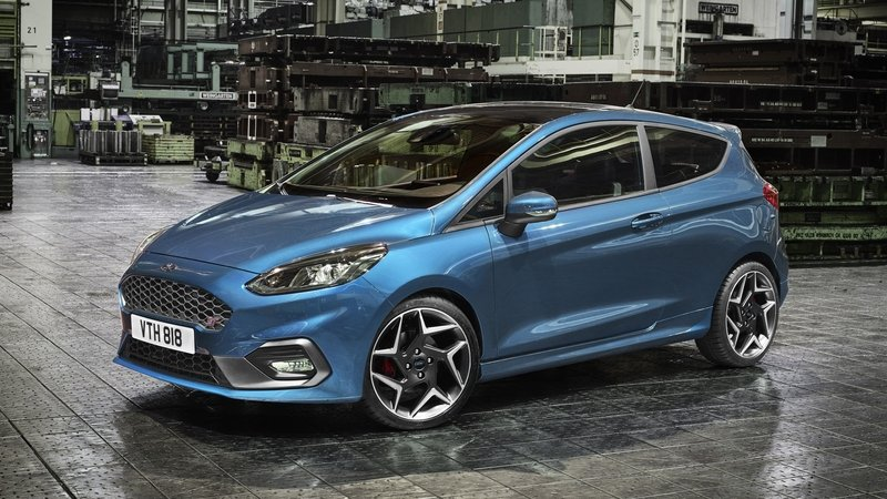 2018 Ford Fiesta ST High Resolution Exterior - image 706946