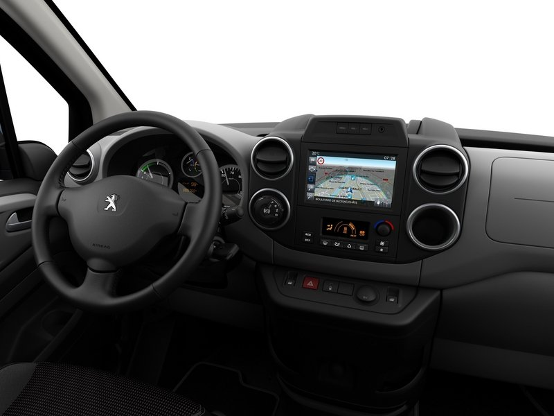 2017 Peugeot Partner Tepee Electric High Resolution Interior - image 706220