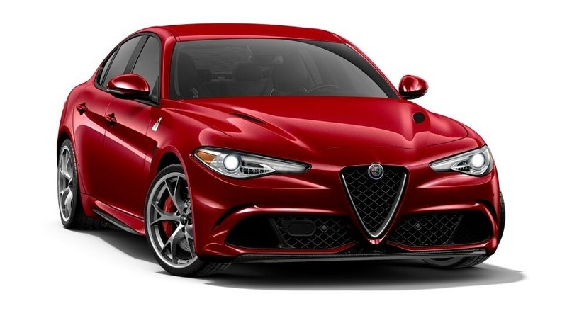 How Would You Configure Your Alfa Romeo Giulia Quadrifoglio?