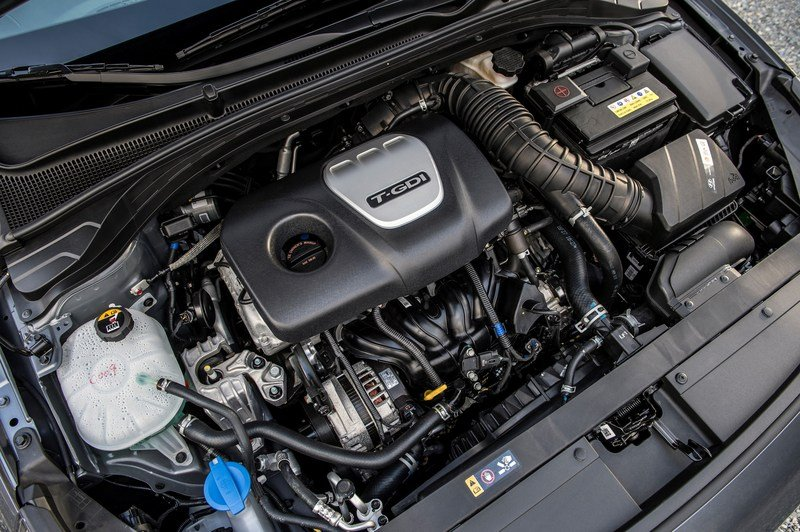 Hyundai Brings i30 From Across The Pond, Calls It Elantra GT High Resolution Drivetrain - image 704908