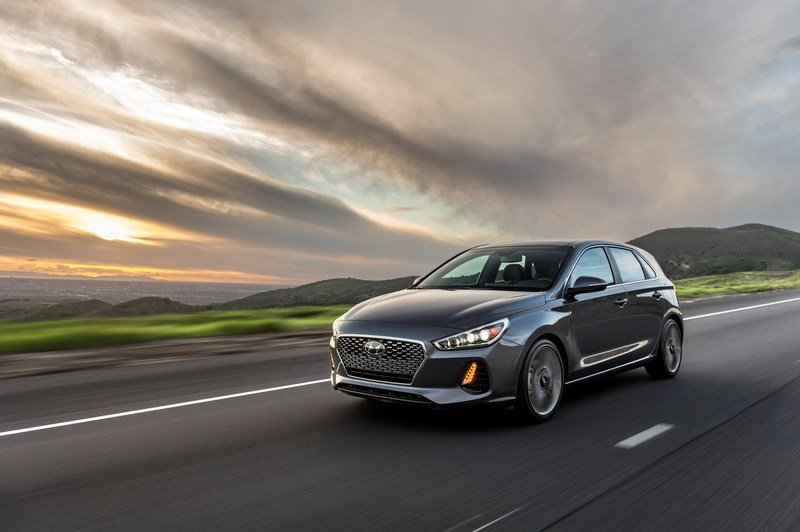 Hyundai Brings i30 From Across The Pond, Calls It Elantra GT High Resolution Exterior Wallpaper quality - image 704951