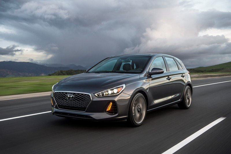 Hyundai Brings i30 From Across The Pond, Calls It Elantra GT High Resolution Exterior - image 704953
