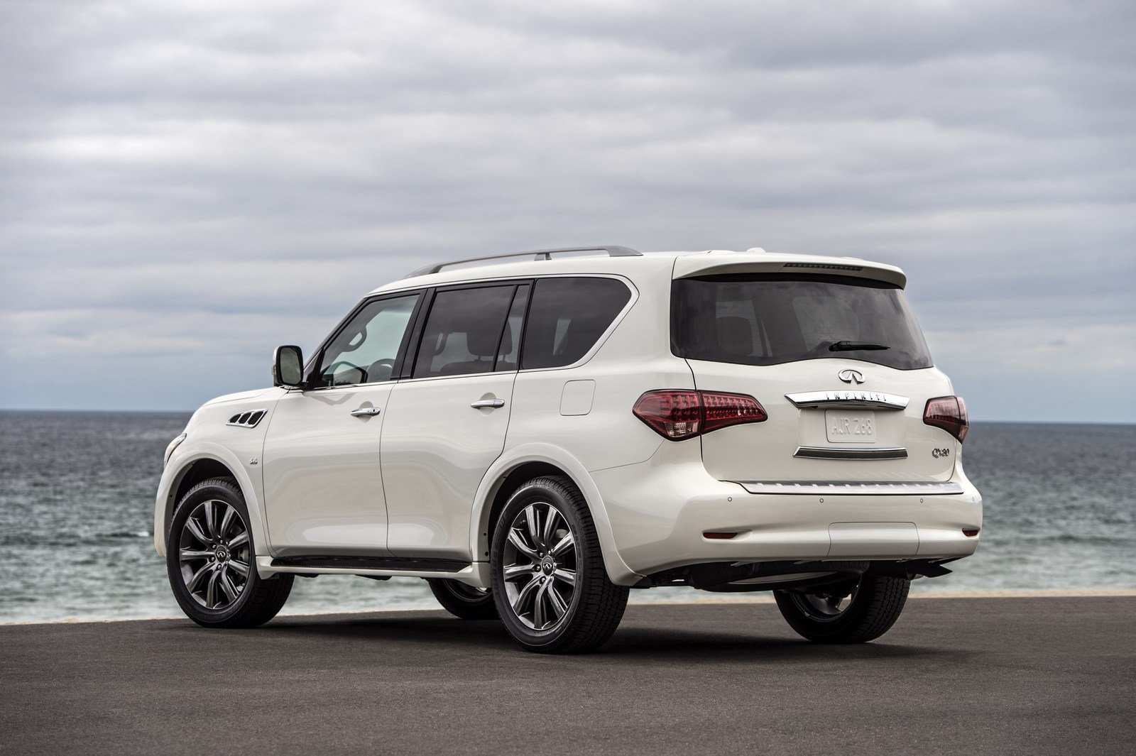 2017 infiniti qx80 signature edition picture 704715 car review top speed. Black Bedroom Furniture Sets. Home Design Ideas