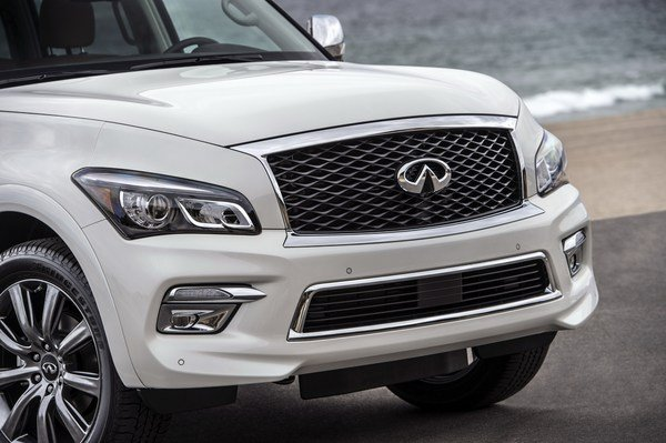 2017 infiniti qx80 signature edition car review top speed. Black Bedroom Furniture Sets. Home Design Ideas
