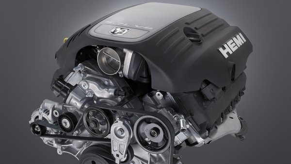 Is Ram Dumping its V-6 & V-8 For A Boosted Inline Four- & Six-Cylinder?