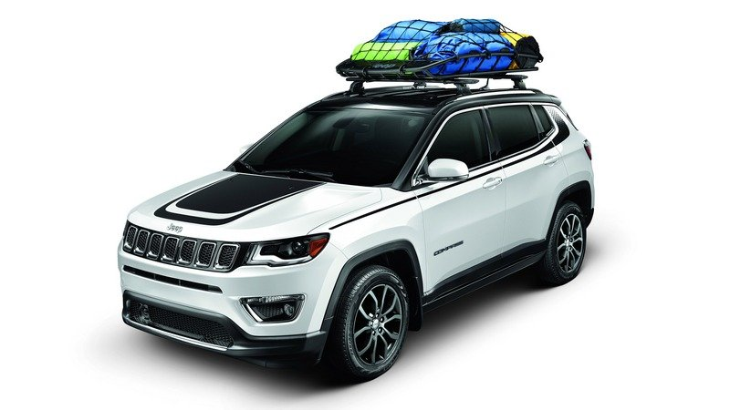 2017 Jeep Compass By Mopar