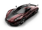 Koenigsegg Regera Gets Another Shot Of Red And Black - image 705232