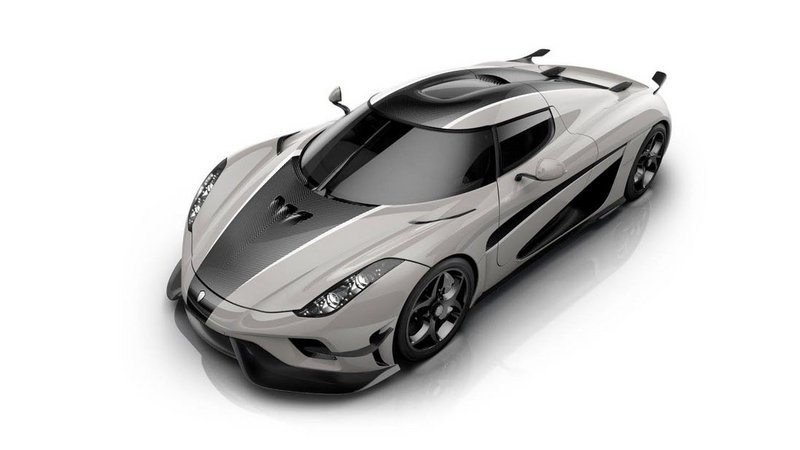 Koenigsegg's Latest Regera Rendering Is Ready For Its Close-up