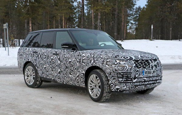 2019 Land Rover Range Rover Plug-In Hybrid - Picture 706191 | truck ...