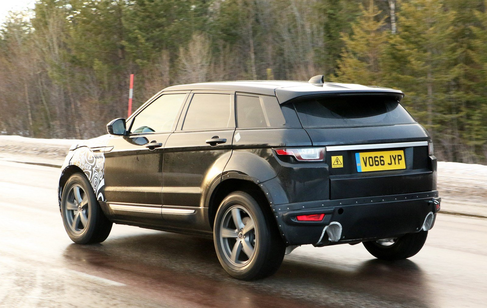 2020 Land Rover Range Rover Evoque Picture 705654
