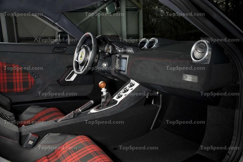 "2017 Lotus Evora Sport 410 ""Esprit S1"" Edition High Resolution Interior - image 705906"