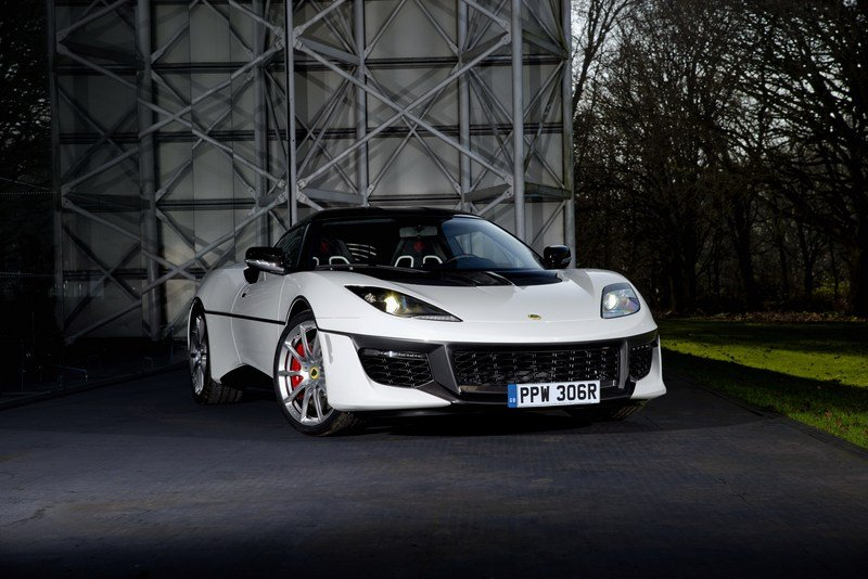"2017 Lotus Evora Sport 410 ""Esprit S1"" Edition High Resolution Exterior - image 705910"