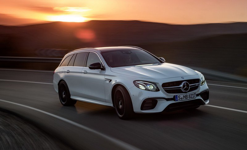 2018 Mercedes-AMG E 63 S Wagon High Resolution Exterior - image 704131