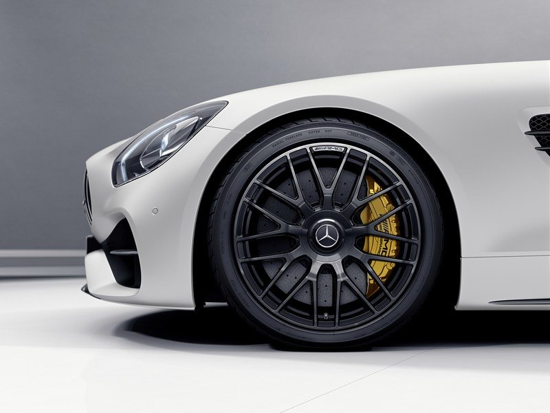 2017 Mercedes-AMG GT C Roadster Edition 50 High Resolution Exterior - image 706429