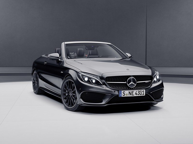 2017 Mercedes-AMG GT C Roadster Edition 50 High Resolution Exterior - image 706433