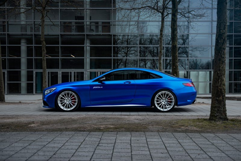 2017 Mercedes-AMG S63 Coupe S By Fostla High Resolution Exterior - image 706703