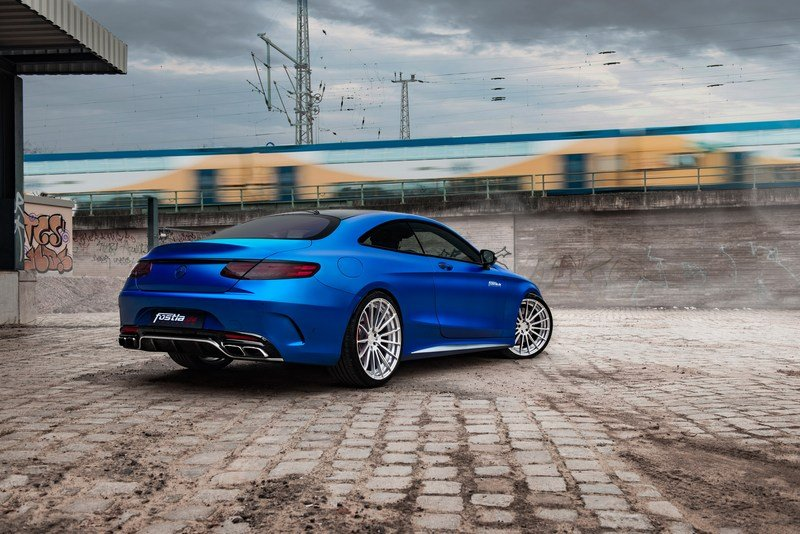 2017 Mercedes-AMG S63 Coupe S By Fostla High Resolution Exterior - image 706705