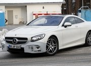 2018 Mercedes-Benz S-Class Coupe - image 706343
