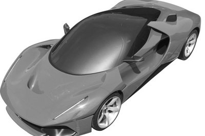 New Ferrari Patents Point To An Upcoming Supercar