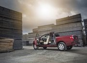 Nissan Titan And Titan XD Receive New King Cab Body Style - image 704988