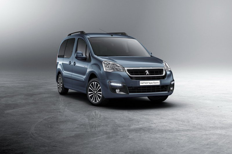 2017 Peugeot Partner Tepee Electric High Resolution Exterior - image 705863