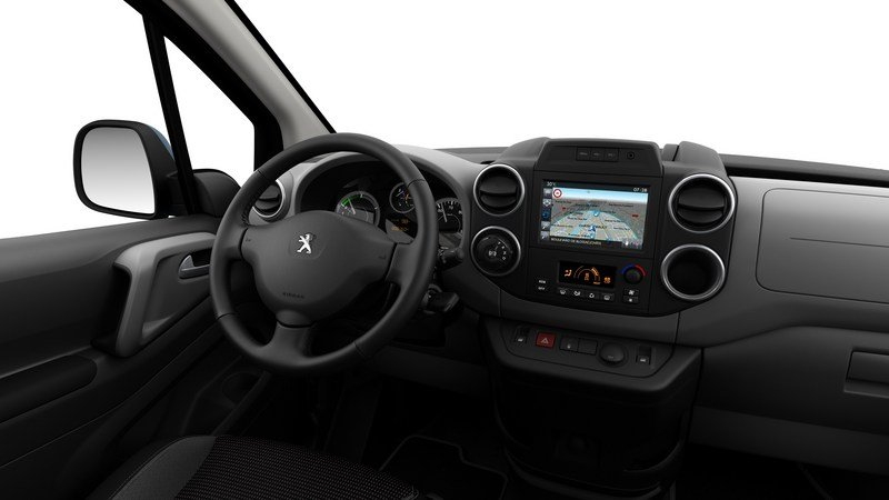 2017 Peugeot Partner Tepee Electric High Resolution Interior - image 705867